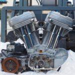 スポーツスター(2003年式XL883) ジャンクエンジンを解体する