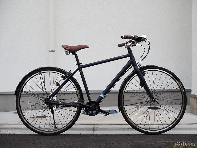 レトロカスタムなクロスバイク オルディナS5B