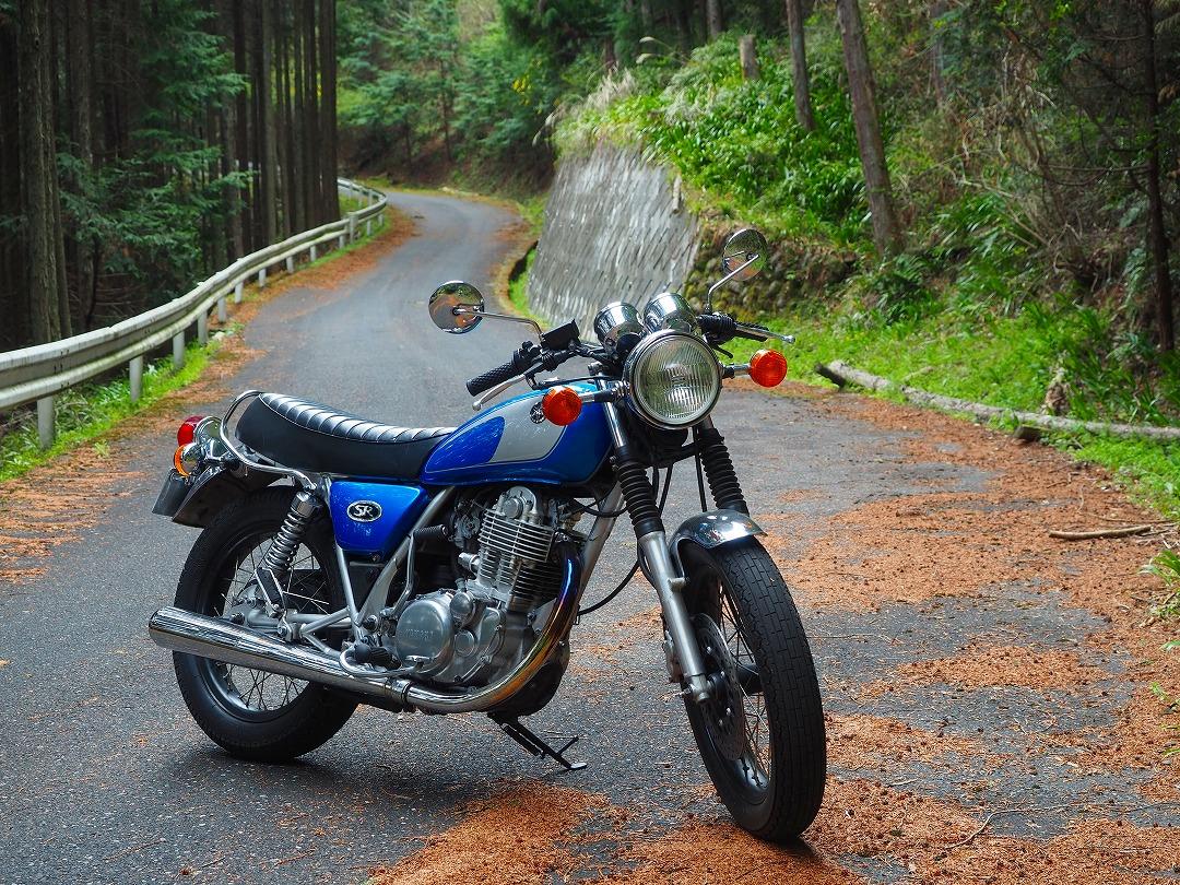 中古バイクはこのくらい整備しないと安心して乗れない