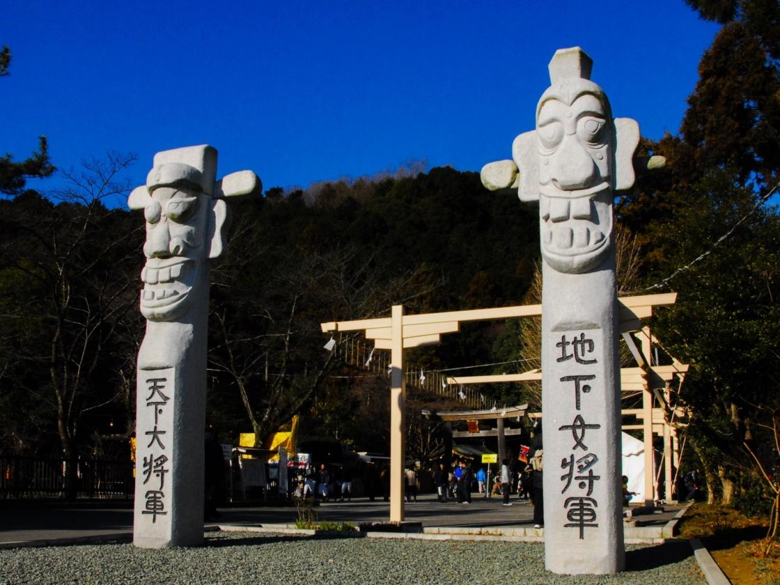 高麗神社(こまじんじゃ)
